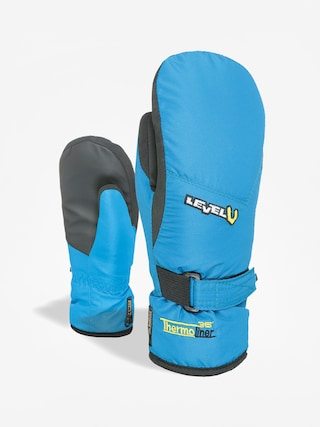 Mu0103nuu0219i Level Junior Mitt (light blue)
