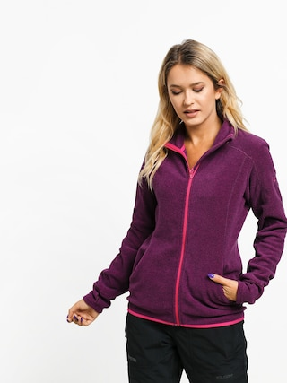Hanorac din fleece Roxy Harmony Wmn (beetroot pink)