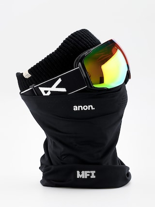 Ochelari pentru snowboard Anon M2 Mfi W Spare (black/sonar green)