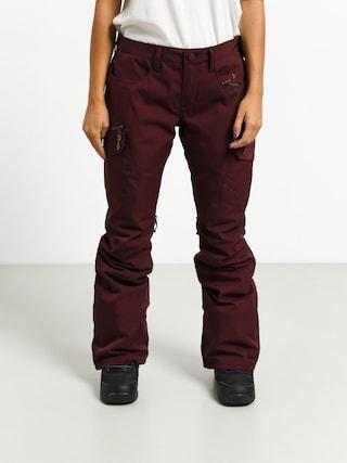 Pantaloni pentru snowboard Burton Gloria Ins Wmn (port royal)