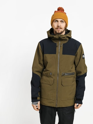 Geacu0103 de snowboard Quiksilver Arrow Wood (grape leaf)