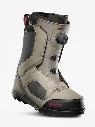u00cencu0103lu021bu0103minte pentru snowboard ThirtyTwo Stw Boa (warm grey/black)