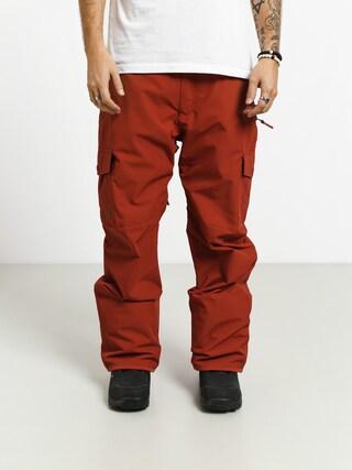 Pantaloni pentru snowboard Quiksilver Porter (barn red)