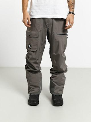 Pantaloni pentru snowboard Quiksilver Utility (castlerock)