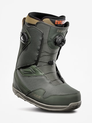 u00cencu0103lu021bu0103minte pentru snowboard ThirtyTwo Tm 2 Double Boa (green)