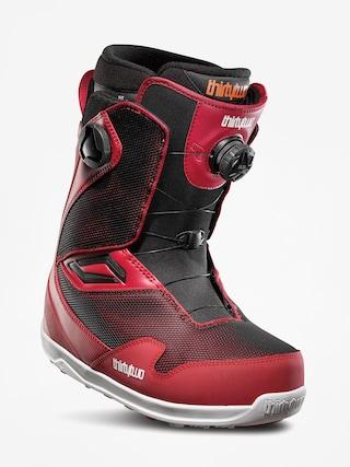 u00cencu0103lu021bu0103minte pentru snowboard ThirtyTwo Tm 2 Double Boa (red/black)