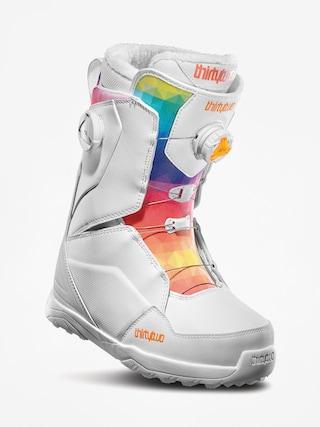 u00cencu0103lu021bu0103minte pentru snowboard ThirtyTwo Lashed Double Boa Wmn (white)