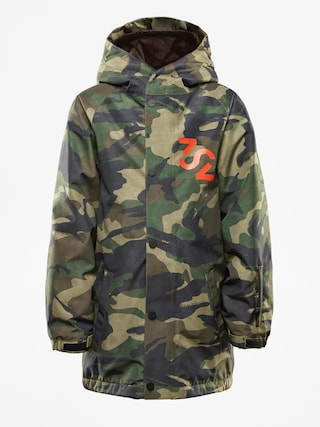 Geacu0103 de snowboard ThirtyTwo League (camo)