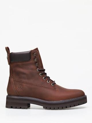 Pantofi de iarnu0103 Timberland Courma Guy (dk brown full grain)