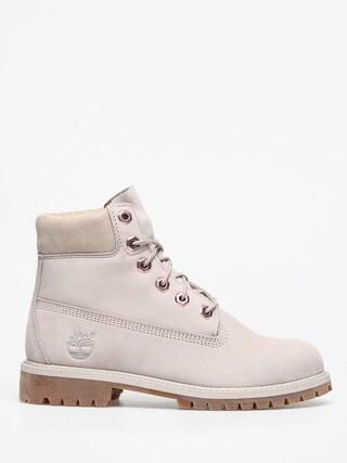 Pantofi Timberland 6 In Premium (light taupe nubuck)