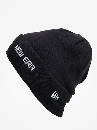 Cu0103ciulu0103 New Era Cuff Knit (black/white)
