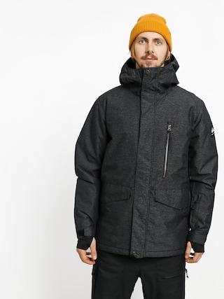 Geacu0103 de snowboard Quiksilver Mission (black)