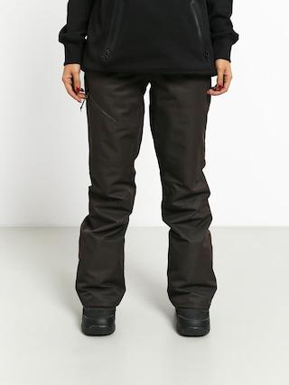 Pantaloni pentru snowboard Volcom Hallen Wmn (vbk)