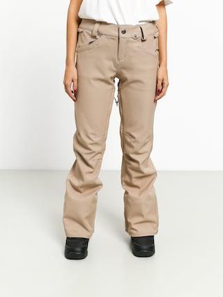 Pantaloni pentru snowboard Volcom Species Stretch Wmn (snd)