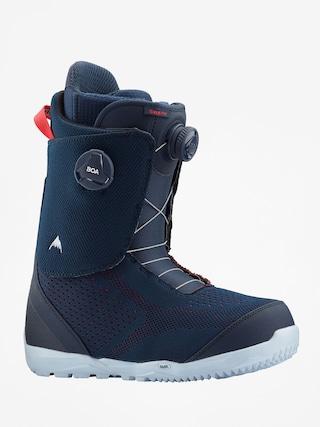 u00cencu0103lu021bu0103minte pentru snowboard Burton Swath Boa (blue/red)