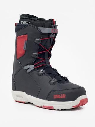 u00cencu0103lu021bu0103minte pentru snowboard Northwave Edge Sl (black/red)