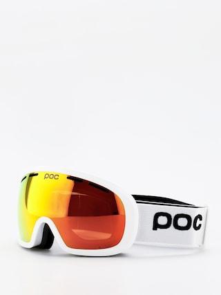 Ochelari pentru snowboard POC Fovea Mid Clarity (hydrogen white/spektris orange)