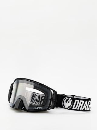 Ochelari pentru cross Dragon NFX2 (coal/injected clear/10pkto/lsh)