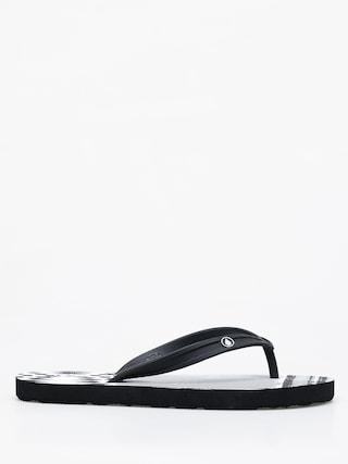 papuci de plaju0103 Volcom Rocker 2 (bks)