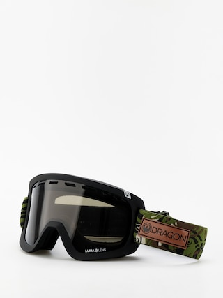 Ochelari pentru snowboard Dragon D1OTG (icon camo/lumalens dark smoke/lumalens rose)