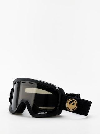 Ochelari pentru snowboard Dragon D1 OTG (pk gumsole/lumalens dark smoke/lumalens amber)