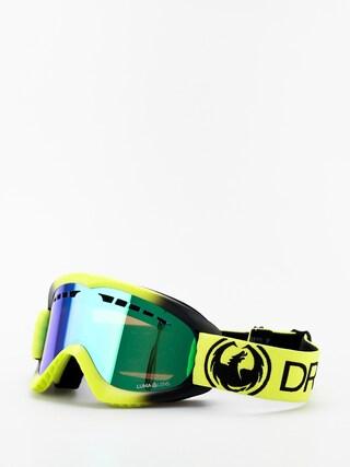 Ochelari pentru snowboard Dragon DX (lime/lumalens green ion)