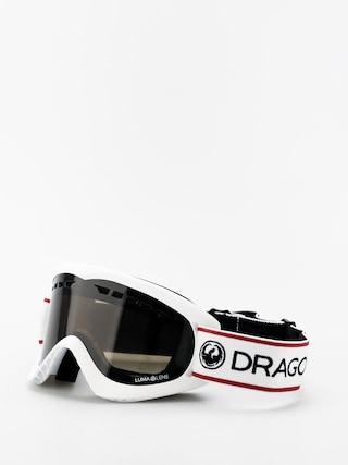 Ochelari pentru snowboard Dragon DX (retro/lumalens dark smoke)