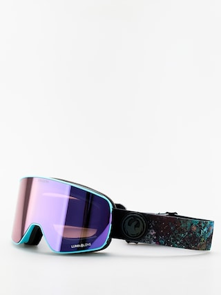 Ochelari pentru snowboard Dragon NFX2 (abalone/lumalens purple ion/lumalens amber)