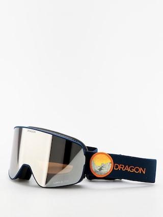 Ochelari pentru snowboard Dragon NFX2 (chris benchetler sig19/lumalens silver ion/lumalens rose)