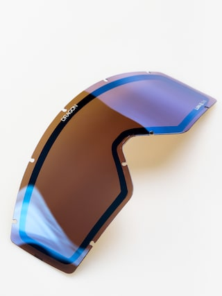 Sticle pentru ochelari Dragon DX3 (lumalens blue ion)