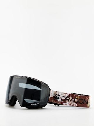 Ochelari pentru snowboard Dragon PXV (succulents/lumalens dark smoke/lumalens rose)