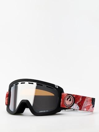 Ochelari pentru snowboard Dragon D1OTG (confetti/lumalens silver ion/lumalens rose)