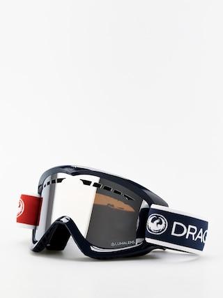 Ochelari pentru snowboard Dragon DX (designer/lumalens silver ion)
