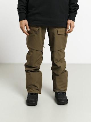 Pantaloni pentru snowboard ThirtyTwo Alpha (olive)