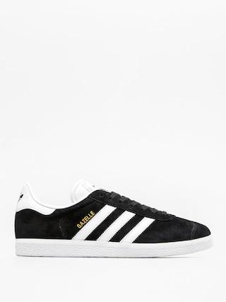 Pantofi adidas Gazelle (core black/white/gold met)