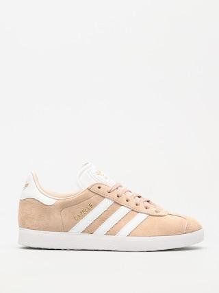 Pantofi adidas Gazelle Wmn (ashpea/ftwwht/linen)