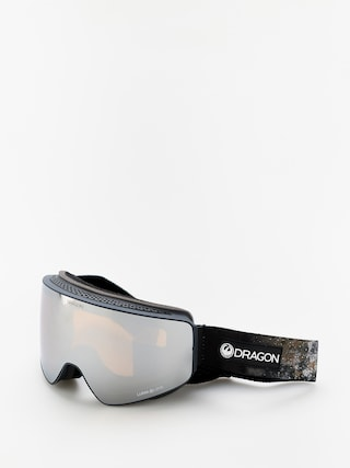 Ochelari pentru snowboard Dragon PXV (galaxy rock/lumalens silver ion/lumalens flash blue)