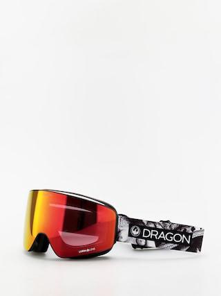Ochelari pentru snowboard Dragon PXV (faction/lumalens red ion/lumalens rose)