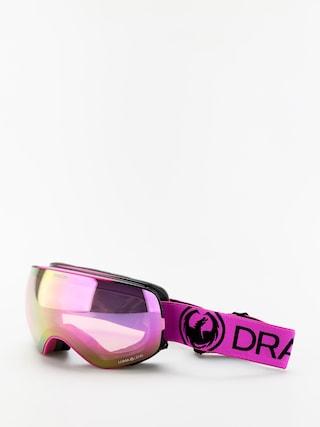 Ochelari pentru snowboard Dragon X2s (raspberry/lumalens pink ion/lumalens dark smoke)