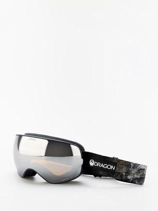 Ochelari pentru snowboard Dragon X2s (galaxy rock/lumalens silver ion/lumalens flash blue)