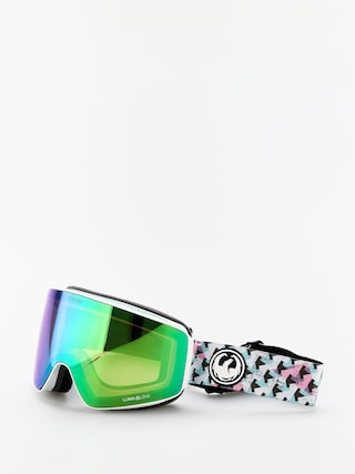 Ochelari pentru snowboard Dragon PXV (bayside/lumalens green ion/lumalens amber)