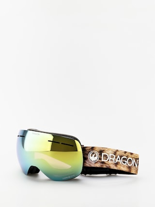 Ochelari pentru snowboard Dragon X1s (lynxxx/lumalens gold ion/lumalens amber)