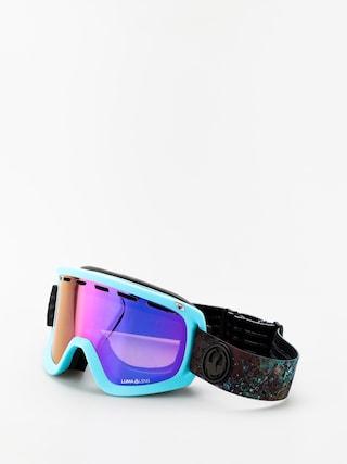 Ochelari pentru snowboard Dragon D1OTG (abalone/lumalens purple ion/lumalens amber)