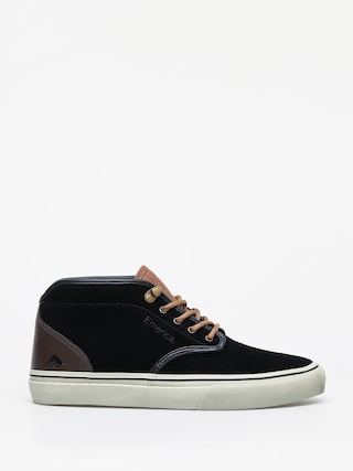 Pantofi Emerica Wino G6 Mid (black/brown/grey)