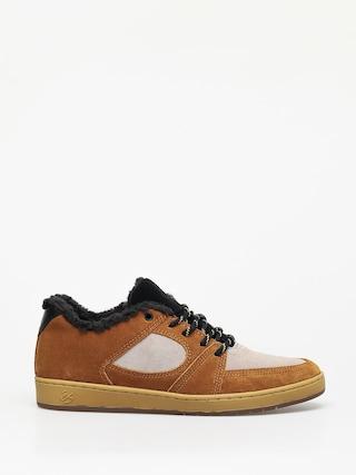 Pantofi eS Accel Slim (brown/tan)
