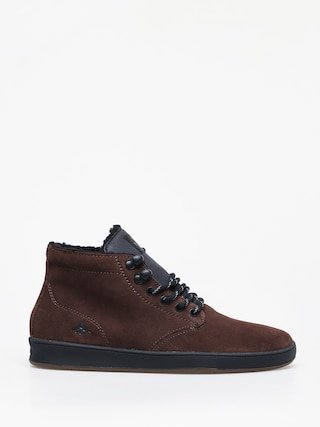 Pantofi Emerica Romero Laced High (brown/black)