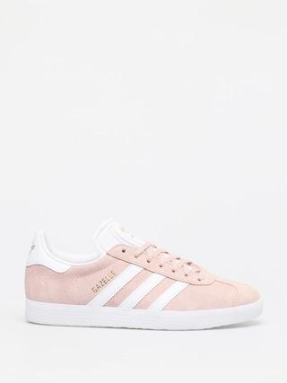 Pantofi adidas Gazelle (vapour pink/white/gold met)