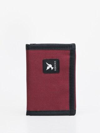 Portofel Nervous Icon (maroon)