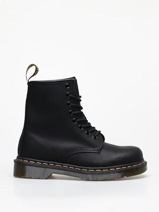 Pantofi Dr. Martens 1460 (greasy black)