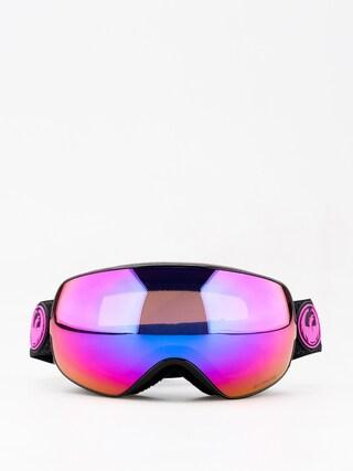 Ochelari pentru snowboard Dragon X2s (split/lumalens purple ion/lumalens amber)